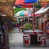 沖縄のストリート