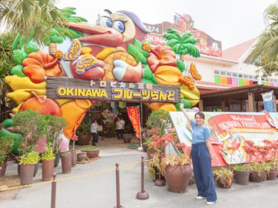 雨でも子どもと楽しめる!沖縄名護のテーマパーク『トロピカル王国 OKINAWAフルーツらんど』体験レポート!