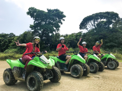 Get Muddy with the Buggy: ATV Adventure in Okinawa