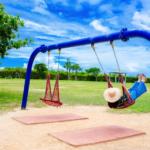 아이와  함께 즐기는 오키나와 여행에 추천 ! 공원이 있는 비치 3선(챠탄・요미탄 편)