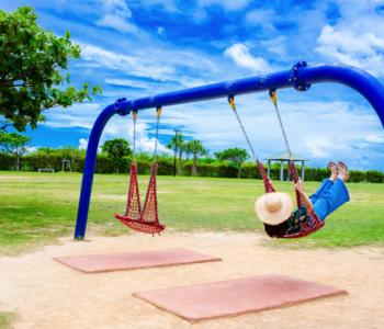 亲子游超推荐,冲绳旅游看过来!3个带公园的海滩(北谷・读谷篇)