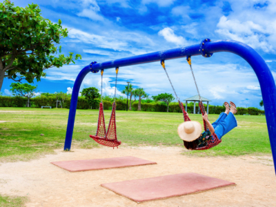Family Friendly Vacation Spots in Okinawa!  Our picks for the Top 3 Beachside Parks for Kids (Chatan and Yomitan Area Edition)