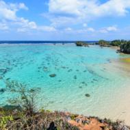 攝影愛好者的隱藏秘境?怎麼拍都像一幅畫♪在恩納村的天然海灘「beach51」