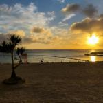 リゾート×自然があなたをお出迎え♪日本有数の景勝地【残波岬】の近く「残波ビーチ」