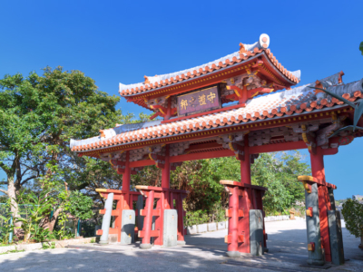 Read this before you go to Okinawa! Check out these six locations at Okinawa's Shurijo Castle Park