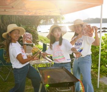 沖縄県民が大好きなビーチパーティー!旅行でも気軽に体験してみない?