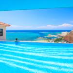【ホテルツアーVol.6】恩納村の海を眺めるインフィニティプール付き!グループ泊におすすめ「カフー リゾート フチャク コンド・ホテル」
