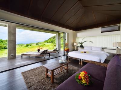 버킷리스트 1 추가! View가 아름다운 코우리섬(古宇利島)의 프라이빗 숙박지!