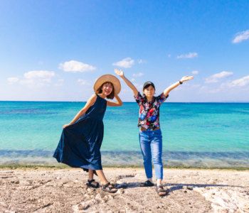 Things to check before traveling to Okinawa! Summary of weather throughout the year and recommended clothing.