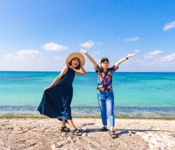 沖繩旅遊前務必CHECK!一年間的天氣&最適服裝總結