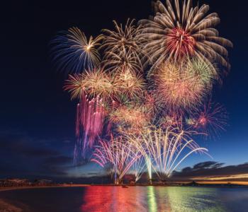【2019】舉行日期決定!海洋博公園煙火大會!沖縄縣內最大型的煙火大會、還有提供巴士行程的情報!