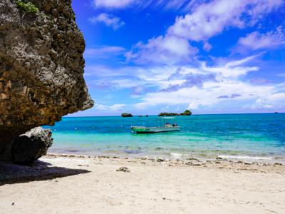 穴場ビーチはココだ!のんびり夏のビーチが楽しめる「ムルク浜ビーチ」
