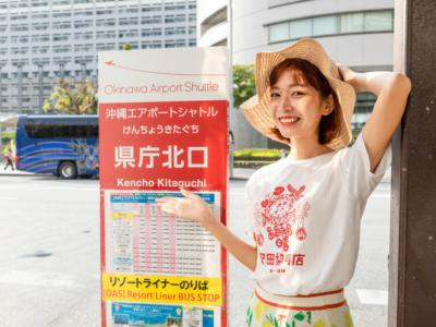 【필독】「오키나와 에어포트 셔틀버스」로 떠나는 북부 맛집 투어! 나하 출발 당일치기 버스 여행 ~ 비세 후쿠기 가로수길 편~
