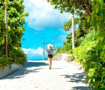 민나섬(水納島) 리얼 체험기! 해수욕, 스노클링, 마린액티비티 당일치기 추천 투어 꿀팁♡