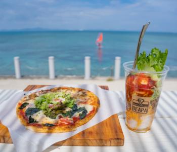 位於東海岸推薦的景點♪好吃又時尚的咖啡廳還有超好的位置!