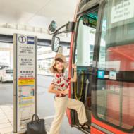 【檢驗】不開車也可以北部觀光♪那覇出發搭乘「沖繩機場接駁巴士」一日來回的巴士旅程 〜恩納村篇〜