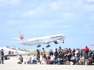 航空自衛隊那覇基地「美ら島エアーフェスタ」の見どころや2019年の開催日を紹介!