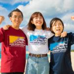 「SAVE SHURI CASTLE」Tシャツを着て首里城再建を応援しよう!