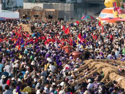 2020年度【第38回与那原大綱曳まつり】を紹介!沖縄の3大大綱引きを楽しもう!